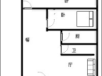 新罗区解放北路龙达花园2房1厅高档装修出售