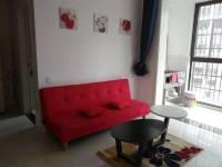 信州区上饶大道龙湖一品2房1厅简单装修出租