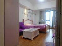 信州区滨江西路万达广场1房1厅简单装修出售