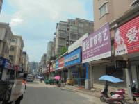 上饶县七六路蝶景园商铺简单装修出售