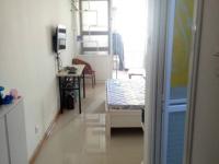 驿城通达路爱家国际会展公寓1房1厅简单装修出售