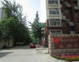 齐鲁石化晴纶厂宿舍