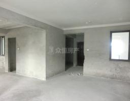 吴兴凤凰路恒佳太阳城3房2厅毛坯出售