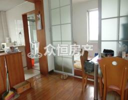 吴兴北街河畔居2房1厅简单装修出售