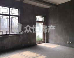 吴兴通湖路华萃庭院小区6房2厅毛坯出售
