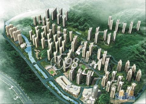 中铁国际城
