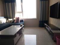 经区上海路富城国际2房1厅高档装修出租