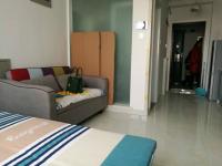 经区上海路富城国际1房1厅中档装修出租