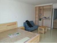 经区海滨南路杨家滩100B公寓1房1厅高档装修出租