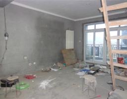 卫滨南环路绿地迪亚上郡2房2厅毛坯出售