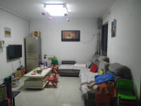 红旗新二街大景城3房2厅简单装修出售