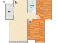东城区魏文路骏景中央公园两室出售