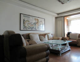 兴庆区民族北街景墨家园3房2厅简单装修出售