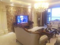 丰满区吉林大街中海紫御江城4房2厅高档装修出售