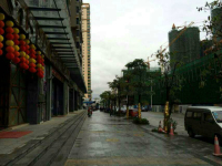 惠东县平山中航城商铺一间带装修出租
