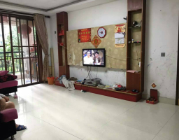 惠东县平山万隆新城3房2厅简单装修出售(包过户)