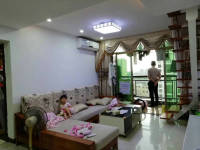 惠东县平山金河湾花园复式4房2厅精装修出售