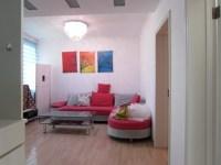 花山区健康路二中对面泰和文苑三室两厅上下层全新精装出售