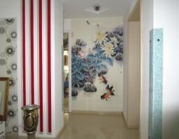 雨山区欧尚建中附近春晖家园二期两室两厅全新精装出售
