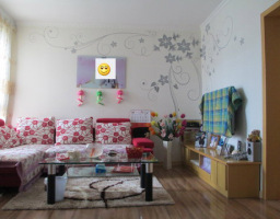 雨山区军民路万嘉南苑精装修两室一厅清爽舒适房出售
