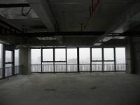 龙文碧湖万达甲级写字楼 200平米 4000元/月