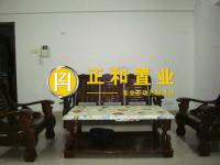 桂溪花园108平两房大客厅出租