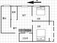 东方盛世复式楼简单装修急售