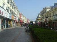 城中人民中路步行街店面二间三层简单装修出售