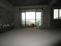 城北宿松北路山水华庭4楼129.3平3房2厅毛坯出售