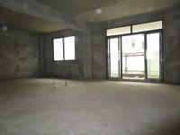 城北龙门北路山水港湾2房2厅毛坯急售,房东包过户。
