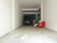 城北龙门北路光明社区店面两间两层简单装修出售
