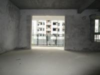 城北龙门北路水岸国际电梯房4楼3室2厅毛坯套间出售