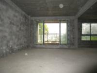 48万出售山水华庭二室二厅(92.8㎡)+25㎡的车库