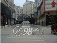 城中人民中路人民中路龙鑫商城店面一间二层简单装修出售