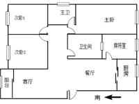龙鑫商城套间4房2厅137㎡中档装修69万抛售