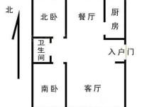 铁西区云峰街新湖中国印象2房2厅高档装修出售