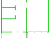 华丽大厦东,自来水公司后身独立单间,楼层好,有鈅匙