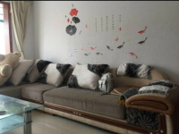 贵池长江南路和谐家园2房2厅精装出租
